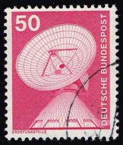 Germany #1175 Radar Station; Used (0.25)