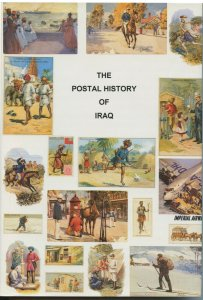 THE POSTAL HISTORY OF IRAQ BY PATRICK C. PEARSON AND EDWARD B. PROUD AS SHOWN