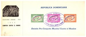 Dominican Republic, Worldwide First Day Cover
