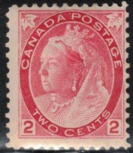 Canada Scott #77 MLH