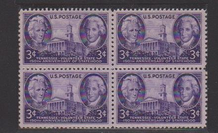 UNITED STATES STAMP #941 BLOCK OF 4  MNH.  LOT #US679