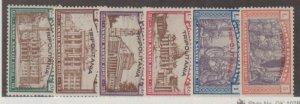 Tripolitania Scott #B1-B6 Stamps - Mint Set