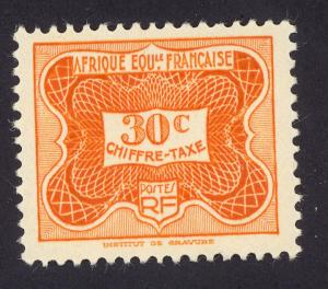 French Equatorial Africa J13 MH