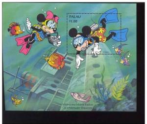 PALAU SHEET DISNEY