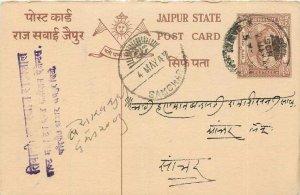 India Jaipur India Card Cover