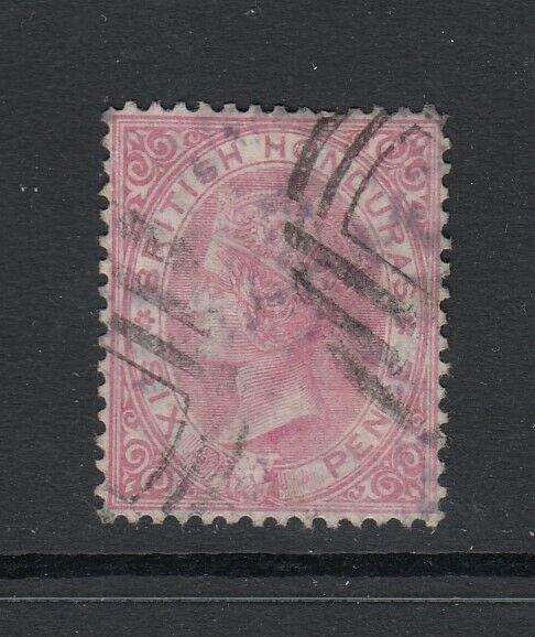 British Honduras, Sc 11 (SG 15), used