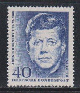 Germany,  40pf Kennedy (SC# 9N214) MNH