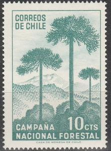 Chile #363   MNH   (S7160)