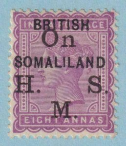 SOMALILAND PROTECTORATE O4 OFFICIAL  MINT HINGED OG * NO FAULTS VERY FINE!