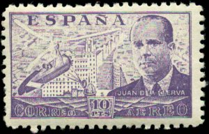 Spain Scott #C116 Mint Never Hinged