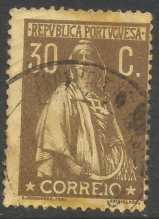 PORTUGAL CERES 221 VFU R959-1