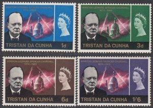 Tristan Da Cunha 89-92 MH CV $5.95