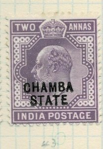 india chamba states- sg 32 or 33 ? -  lmm