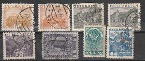 Austria Mint & Used lot #9