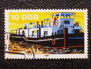 German Democratic Republic Scott #2221 used