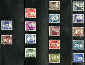 Germany Soviet Zone Used 10N29-44 SCV $20.00