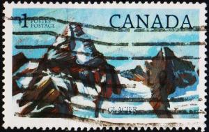 Canada.1977 $1 S.G.884b Fine Used