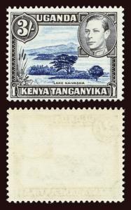 KENYA, UGANDA and TANGANYIKA Scott #82 (SG 147ac) 1950 KGVI mint NH