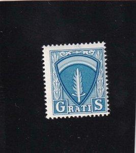 Post WW2 Military Travel Stamp, Yvert TR5, MNH (42593)