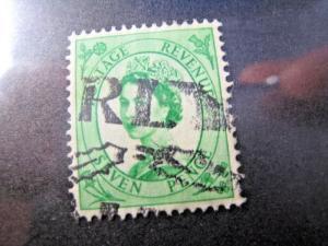GREAT BRITAIN  -  SCOTT #326   Used                 (alb21)