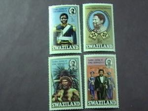 SWAZILAND # 187-190-MINT NEVER/HINGED----COMPLETE SET----1971