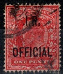 Great Britain #O20  F-VF Used  CV $2.50 (X1140)