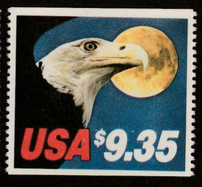 US Scott 1909 Eagle Stamp