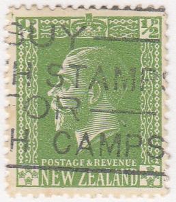New Zealand, Scott # 144 (1), Used