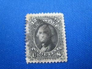 UNITED STATES SCOTT #69 1861-1870