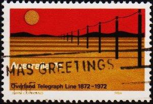 Australia. 1972 7c S.G.517 Fine Used