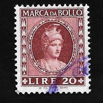Italy - Marco da Bollo