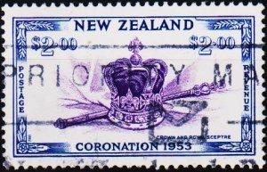New Zealand. 2003 $2 S.G.2622 Fine Used
