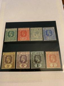 St. Lucia 64-71 LH