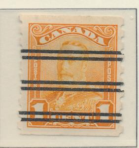 Canada Stamp Scott #160, Used/Precancel - Free U.S. Shipping, Free Worldwide ...