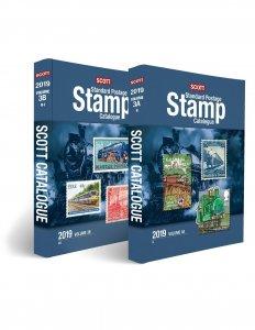 Doyle's_Stamps: Scott Standard Postage Stamp Catalogue, Vol. 3, G-I