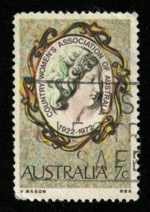 Australia, 7c (T-7238)