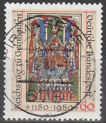 Germany #1327 F-VF Used    (S4494)