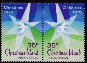 Christmas Island #67-68a Mint