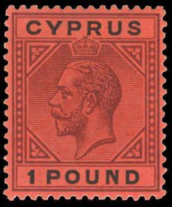 Cyprus Scott 88 Gibbons 101 Mint Stamp
