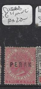 MALAYA PERAK   (P0211B)  QV  2C  SG 11    MNG