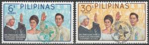 Philippine Islands #960-1   MNH   (K1557)