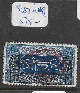 SAUDI ARABIA (P2002B)   SG  L37  MNG