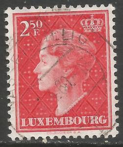 LUXEMBOURG 269 VFU Z7297-2