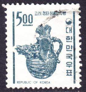 Korea Scott 367a  VF used .