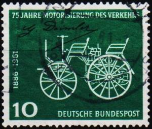 Germany. 1961 10pf S.G.1277 Fine Used