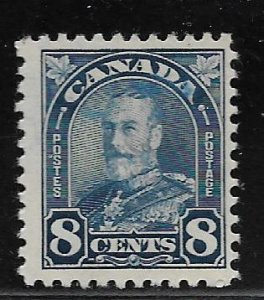 CANADA, 171, MINT HINGED, KING GEORGE V