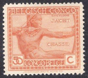 BELGIAN CONGO SCOTT 99
