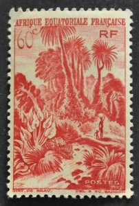 French Equatorial Africa Scott #170 – MINT hr