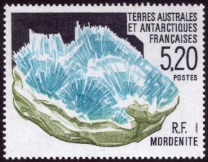 French Southern Antarctic Territories (FSAT) 1991 5f.20 Mordenite SG 279 MNH