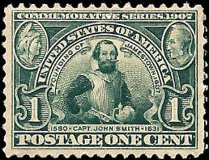 328 Mint,OG,HR... SCV $25.00